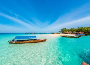 Prison Island, Zanzibar